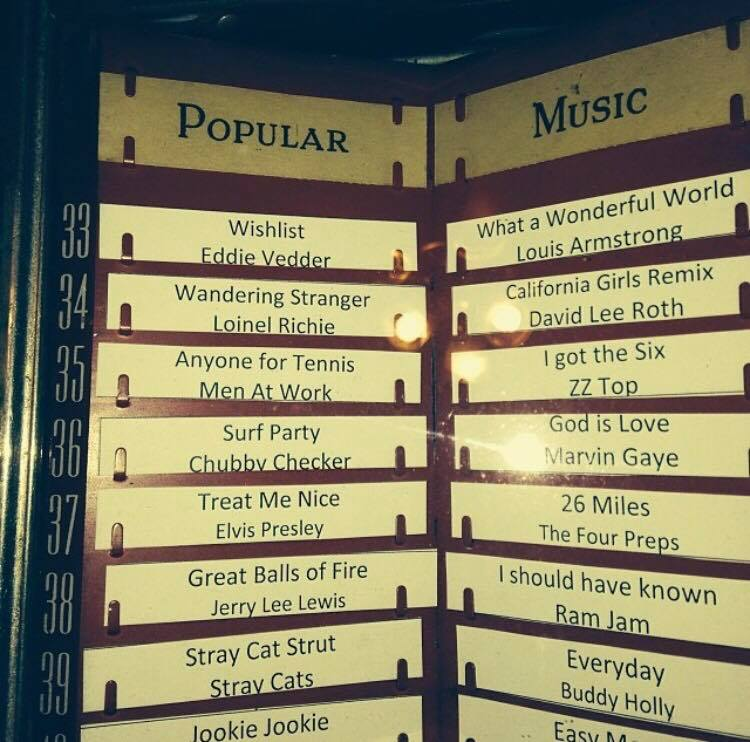 jukebox labels